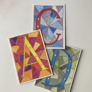 Artist Trading Cards – for Beginner Artists