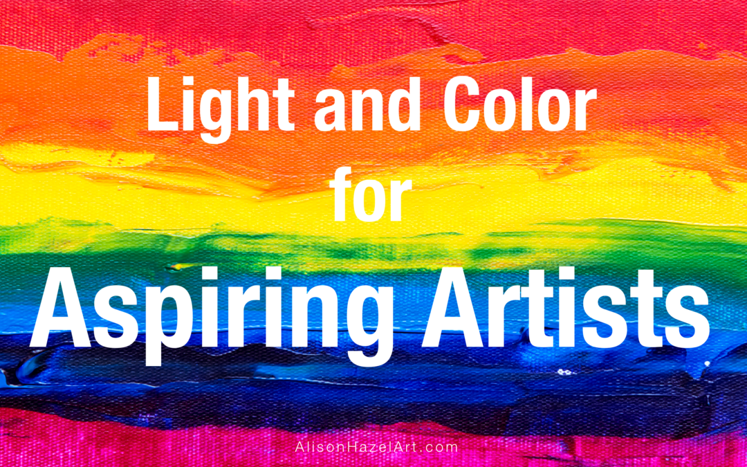 Light and Color for Aspiring Artists